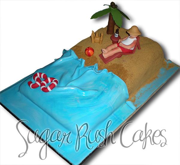Fam S Cake Art Facebook : Sams Cakes Beach Cake Ideas and Designs