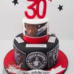 Chuck Norris cake