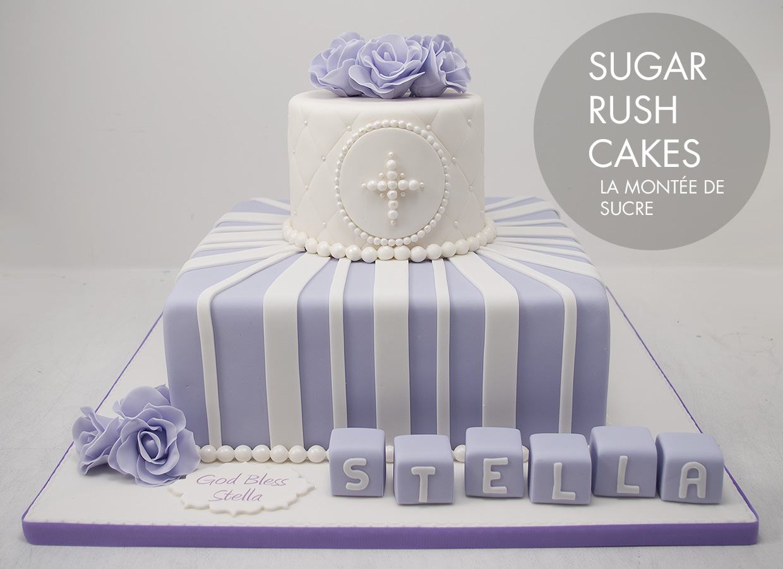 Birthday Cake Violet