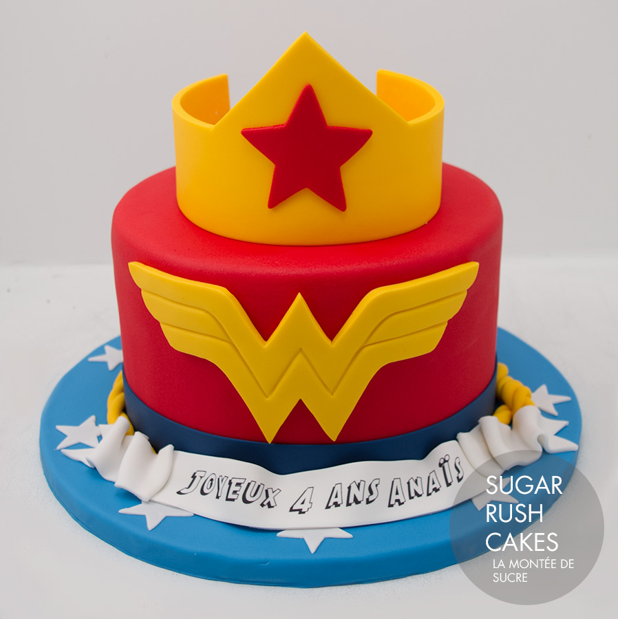 649f2982e319 Wonder Woman cake. Back to Top. Copyright © 2019 Sugar Rush Cakes Montreal  ...