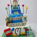 Lego Chima cake