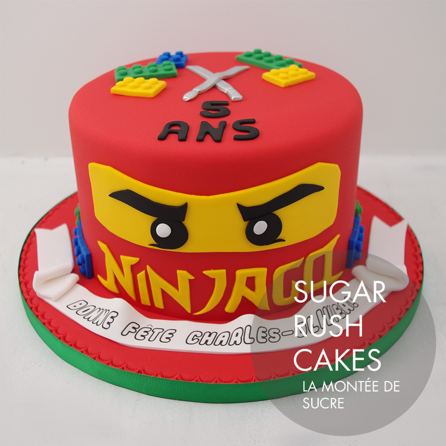 c750f282c584 Ninjago cake. Back to Top. Copyright © 2019 Sugar Rush Cakes Montreal ...