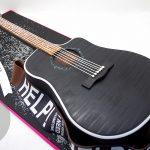 Fender acoustic guitar cake