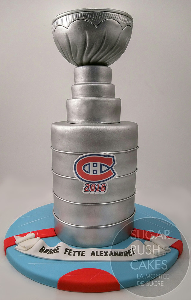 Stanley Cup Cake Image