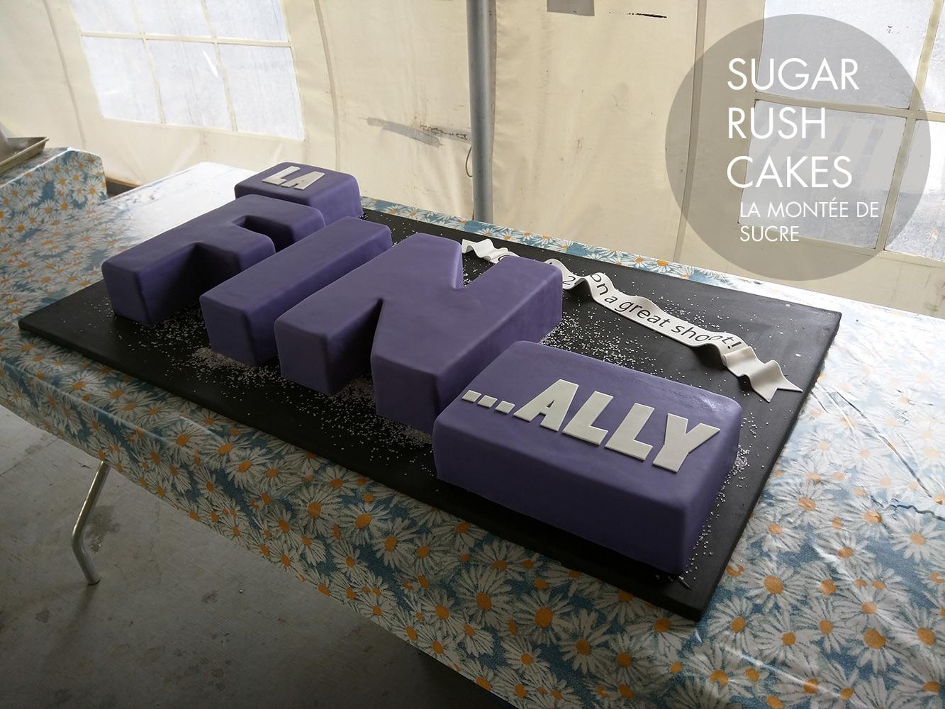 finally cake