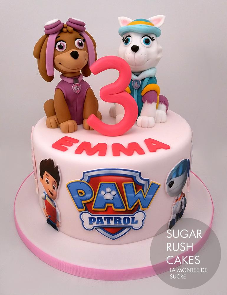Populaire Gâteaux d'anniversaire | Sugar Rush Cakes Montreal QD23