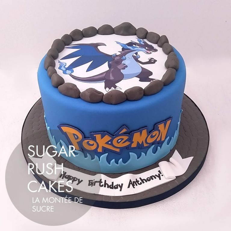 2b0315b789be Pokemon cake. Back to Top. Copyright © 2019 Sugar Rush Cakes Montreal ...