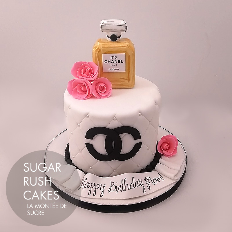 Images Of Coco Chanel Cakes