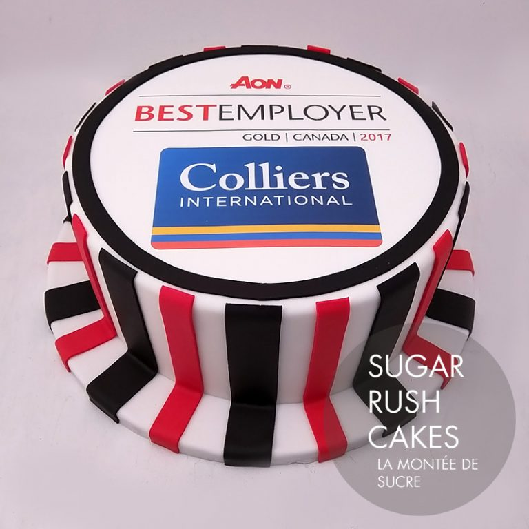 Colliers cake