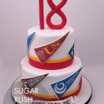 university cake