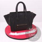 Céline handbag cake