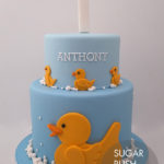 Little ducks cake