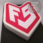 F9 Corporate Cake