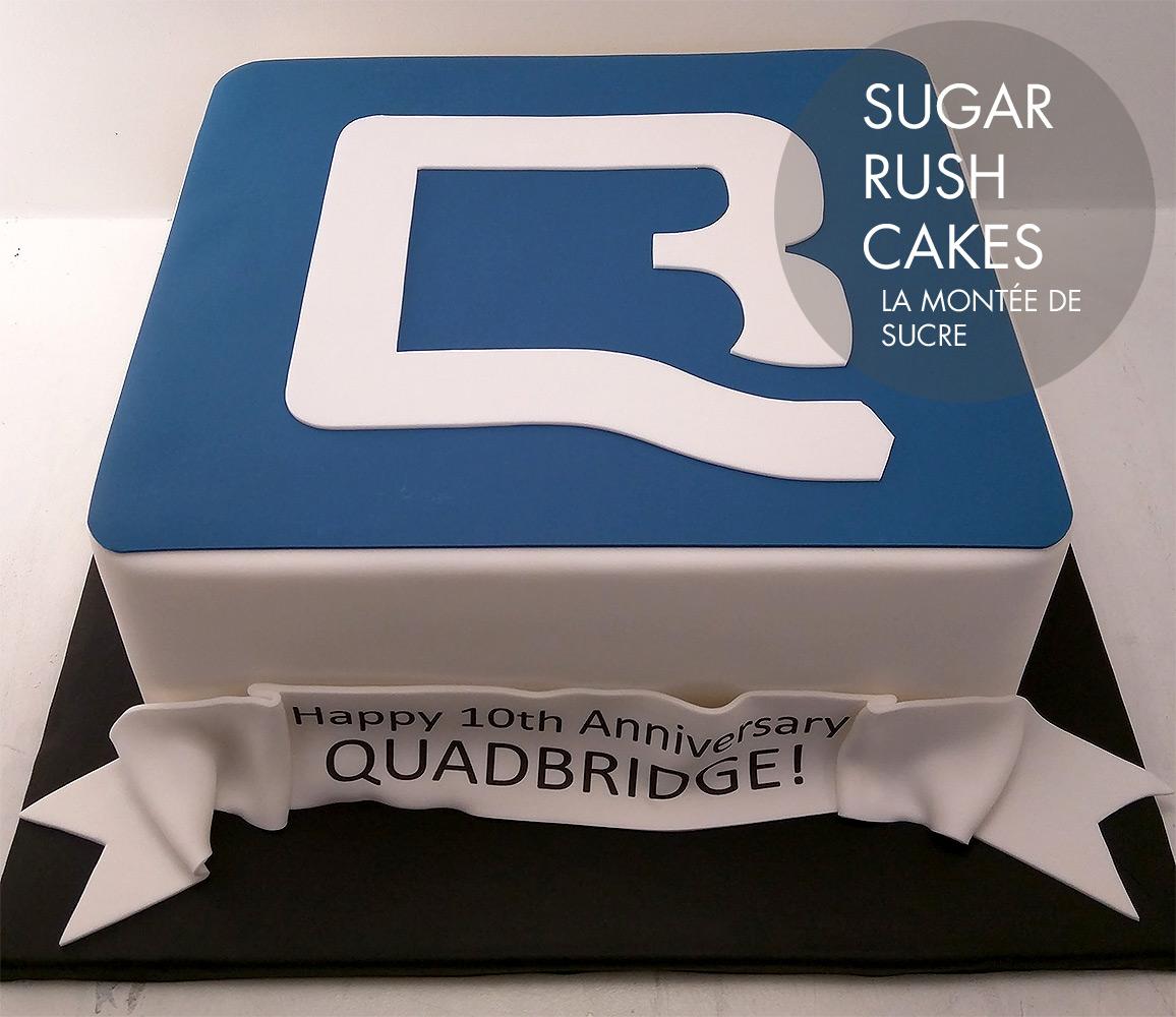 Corporate Cakes Sugar Rush Cakes Montreal