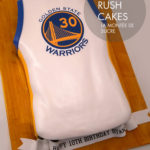 Golden State Warriors Cake