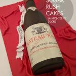 Chateau Rayas cake