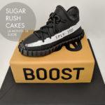 boost 360 yeezy cake
