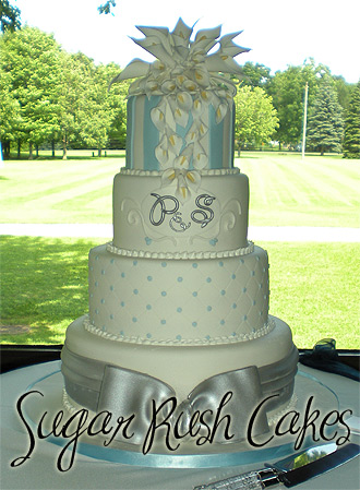 wedding cakes montreal wed 4t callalillies 25049