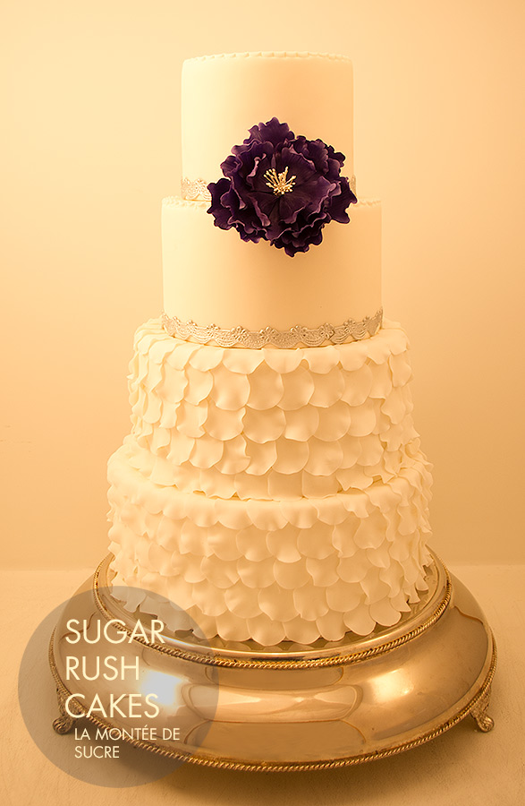 wedding cakes montreal wedding cake 25049